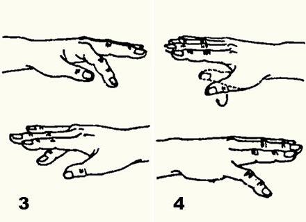 Цигун. Метод «опускания пальцев» (бань чжи фа) 744d1b937ae6