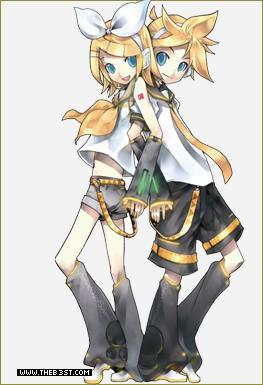 أنـا هو أنت ! Kagamini Ren & Len ~ تقرير #The_Hunter P_418hr2p13