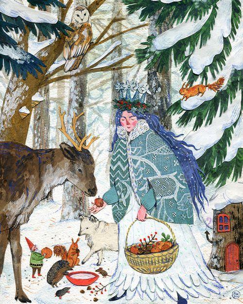 Волшебство зимнего времени: как его использовать Untitled
