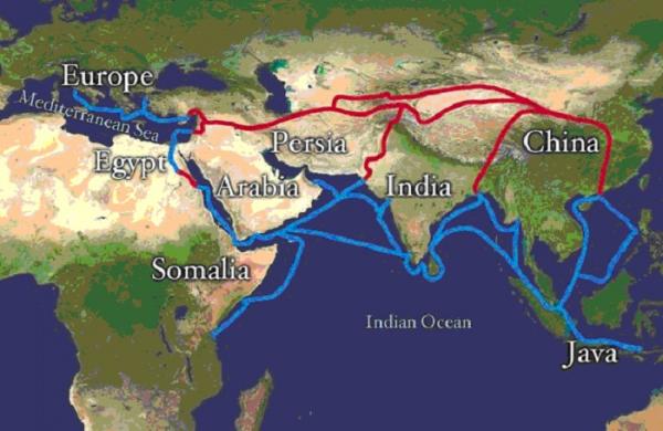 История  мира  специй и пряностей 219467451