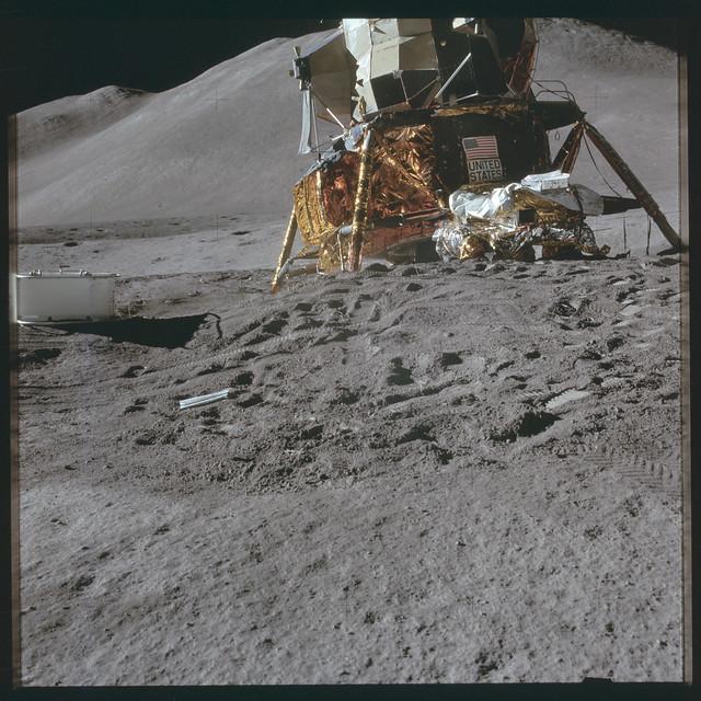 Mise en ligne de photos de missions Apollo 21495927208_c4ae2508d4_z