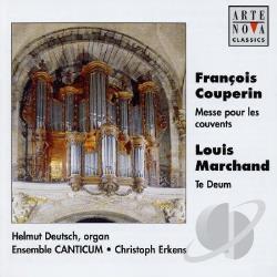 F. Couperin : les deux Messes pour orgue 2871156