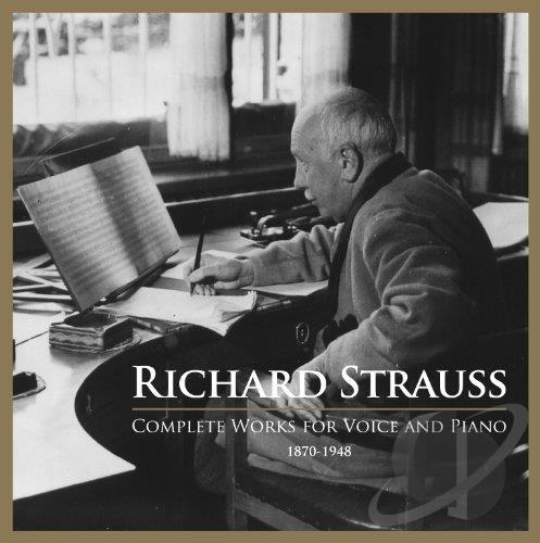 Strauss - Lieder  9202047