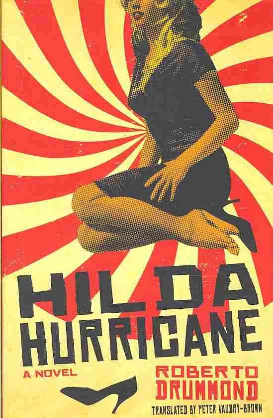 Неукротимая Хильда / Hilda Furacao книга и сериал 9780292721913