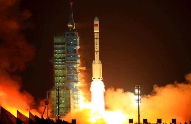 China pone en marcha su gran brújula satelital Detallec0378b763efe134d99ba6a6d370d5d2a
