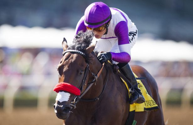 Route du Kentucky Derby/Kentucky Oaks 2016 Nyquist_FrontRunner_2015_615x400_orig