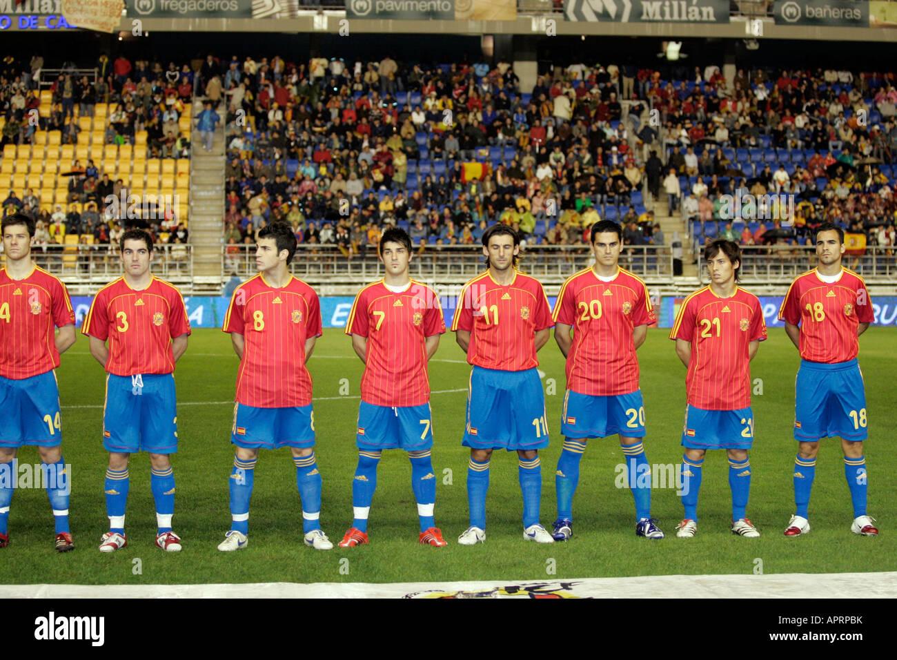 Hilo de la selección de España (selección española) The-spanish-squad-APRPBK