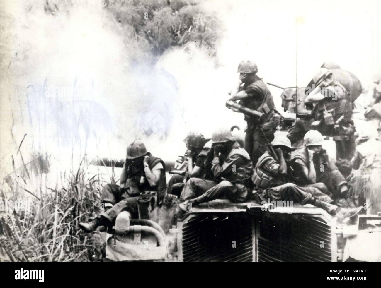 Vietnam War 1954-1975 File-30th-apr-2015-the-vietnam-war-also-known-as-the-second-indochina-ENA1KH