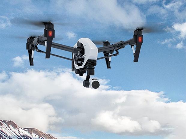 Drone Service DJI-Inspire1-4k-Drone