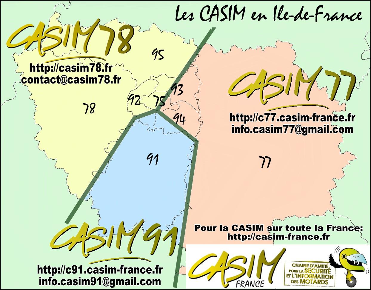 CASIM 91 - une nouvelle CASIM en île de France  CASIM-EN-IDF