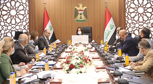 The Ministerial Council for Social Services examines the reasons for stopping some service projects and suggests formulating preliminary decisions regarding them 01-03-09-2020