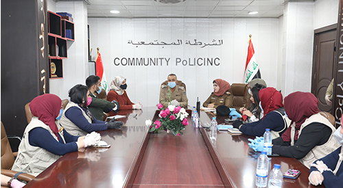The Women Empowerment Department confirms the importance of the role of women in the community  08-06-2020