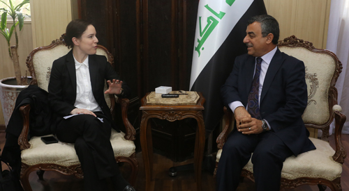 Secretary-General of the Council of Ministers: The government has taken important decisions in the implementation of transitional justice in Iraq 2018-12-09-1