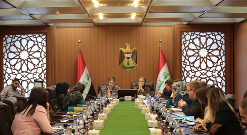 The National Steering Committee of the Fund for Women, Security and Peace holds its third meeting 2019-03-25