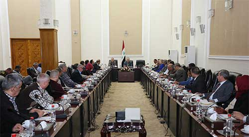 The General Secretariat of the Council of Ministers holds a workshop to follow up the implementation of the governmental program projects 2019-03-26-03