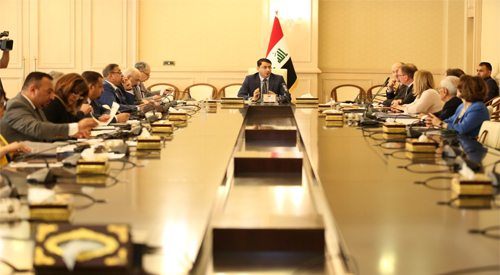 Secretary-General of the Council of Ministers stresses the need to accelerate the completion of projects signed within the German loan 2019-05-27