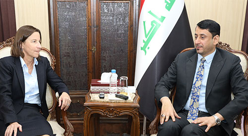 Secretary General of the Council of Ministers calls on Australian companies to invest in Iraq in various fields 2019-07-01-01