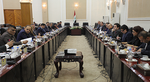 General Secretariat of the Council of Ministers: Iraq and Turkey have a desire to liquidate the trade agreements between the two countries 2019-6-20-3