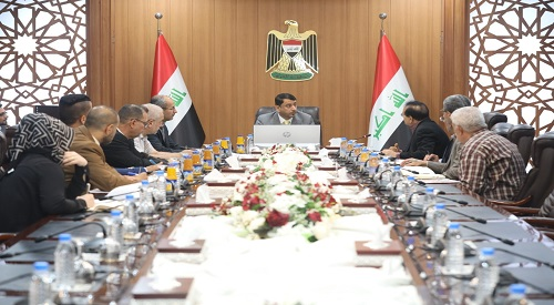 The Secretary-General of the Council of Ministers stresses the importance of preserving the presidential palaces as part of the history of Iraq 2019-7-8-2