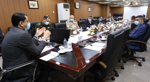 The Secretary-General of the Council of Ministers chairs a meeting of the Government Media Cell and stresses the unification of the media discourse 2021-02-24