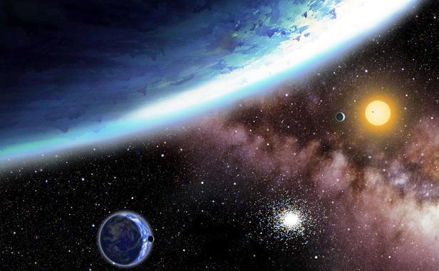 Christian Magnan: «Les scientifiques en place ne peuvent pas dire qu'ils foutent en l'air de l'argent»  Photo-illustration-espace-centre-astrophysique-harvard-1534130-616x380