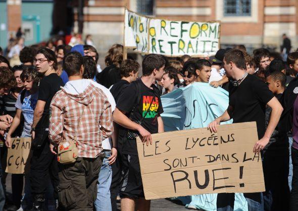 Mobilisation du 8 octobre 2010 Article_lycee