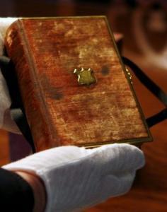 Les Bibles utilisées pour les investitures présidentielles américaine 300h