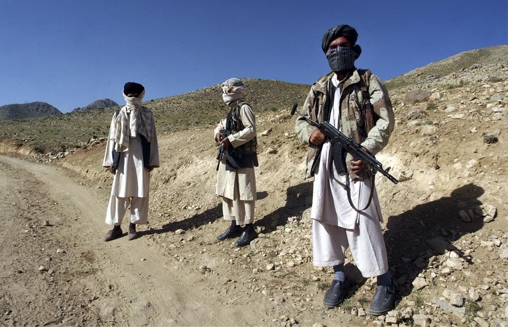 photos de talibans Afghanistan9
