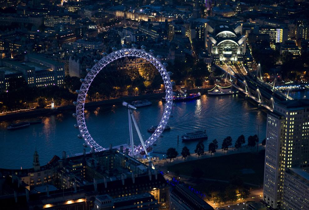 ليالي لندن من الجو London11
