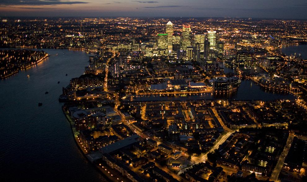 ليالي لندن من الجو London14