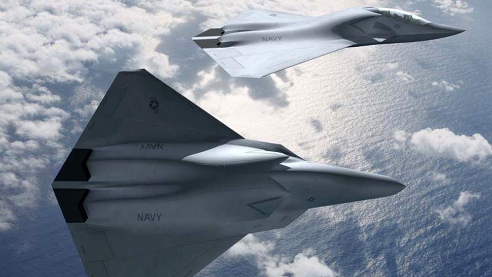 نجاح أول طائرة بدون طيار في الهبوط على حاملة طائرات أمريكية - صفحة 3 Boeing-6th-generation-concept