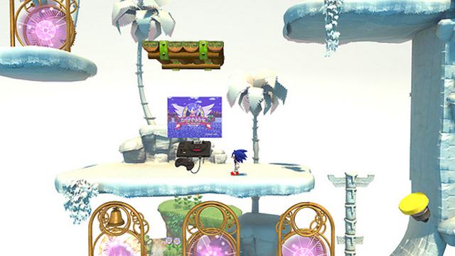 Présentation de Sonic Generations Sonic