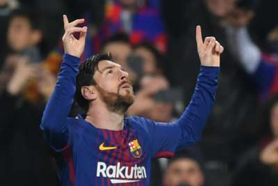 Lionel Messi has now scored 100 Champions League goals in just 123 appearances 1403483header