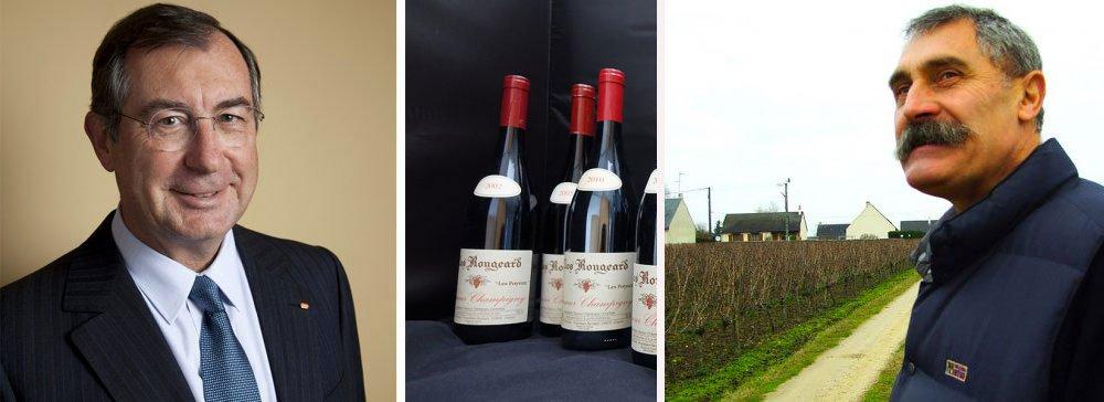 Martin Bouygues nouveau propriétaire du Clos Rougeard Rourou