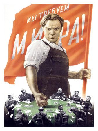 Campagиe de pяopagaиde du MVU Koretsky-victor-poster-de-propagande-communiste-sovietique-guerre-froide
