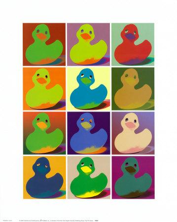 Pop Art Matos-anthony-pop-art-ducky