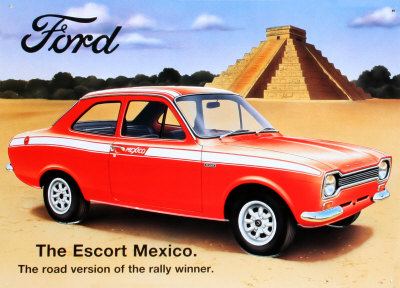 Around the world with TIG! final four countries! - Page 3 Ford-escort-mexico