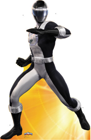 THE BARRACKS! Black-power-ranger