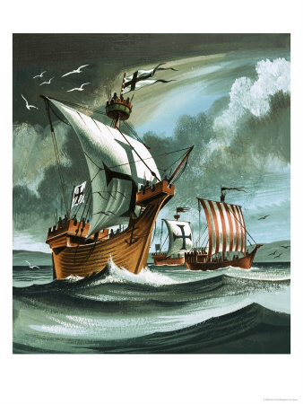 Ring of Power Escott-dan-trading-ships-with-teutonic-knights-aboard-closing-in-on-a-pirate-vessal