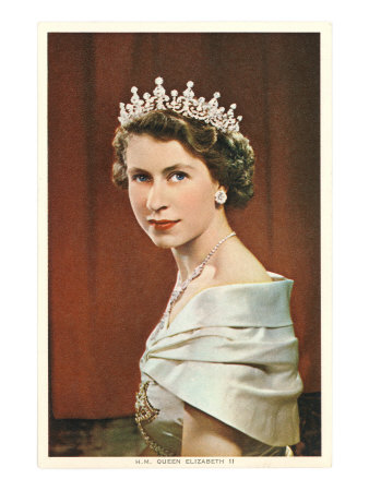 The United States of the Solar System: A.D. 2133 (Book Two) Queen-elizabeth-ii