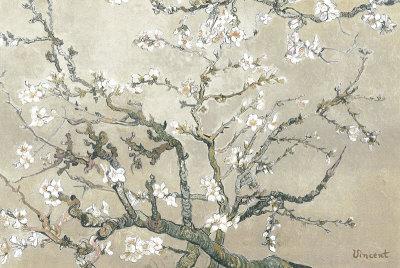 Chambre parents - je crois que je tiens mon idée (page 3) Van-gogh-vincent-branches-d-amandier-en-fleurs-saint-remy-vers-1890-brun-roux
