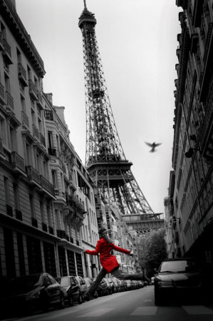 Foto bardh e zi! - Faqe 2 La-veste-rouge