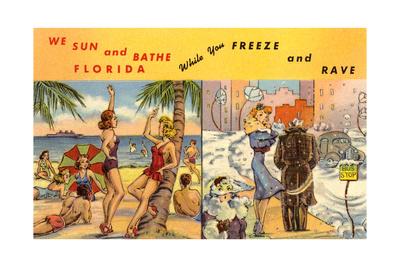 Bon Jeudi Soleil-de-floride-vs-ville-sous-la-neige