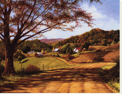 Svi putevi negde vode.. - Page 2 Lene-alston-casey-country-roads