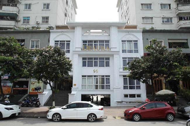 DeAura Việt Nam đạt chứng nhận top 10 sản phẩm chất lượng 775A4192