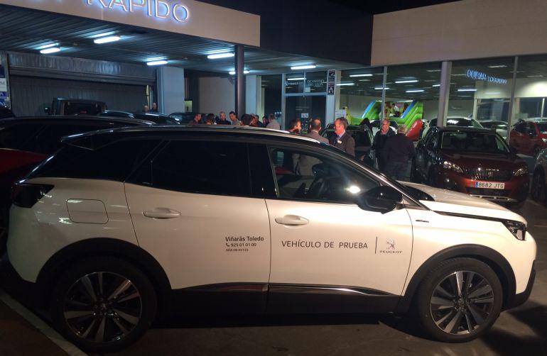 Presentan el nuevo Peugeot 3008 en Toledo 1479464709_568669_1479467858_noticia_normal