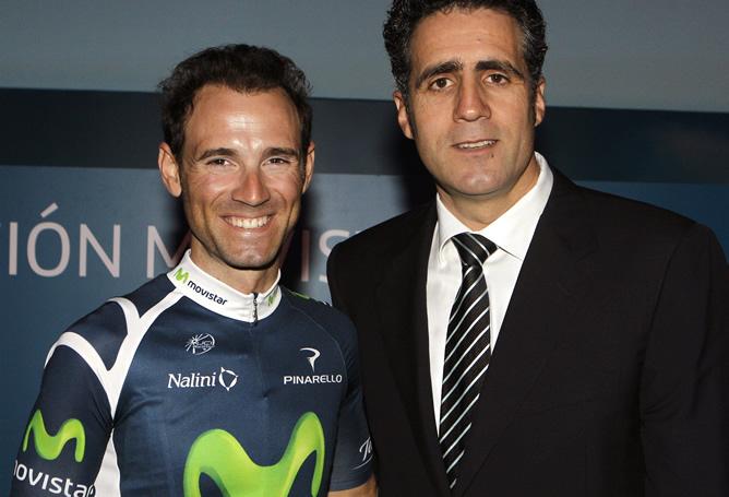 ¿Cuánto mide Alejandro Valverde? - Altura - Real height 1328056094_740215_0000000000_noticia_normal