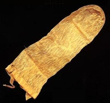 Histoire du préservatif Oldcondom