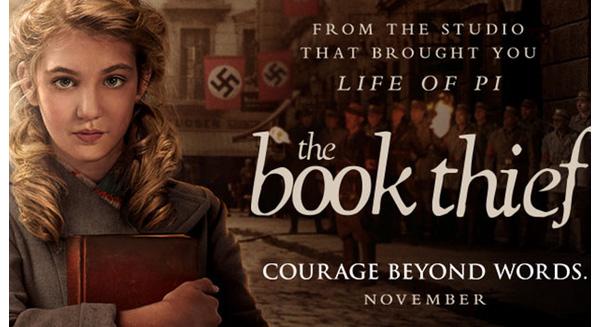 The book thief - Câu chyện kể bởi thần chết Cover122