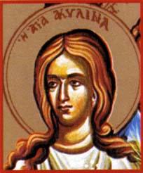 Les saints et saintes de l'église Orthodoxe. Ste-a-02